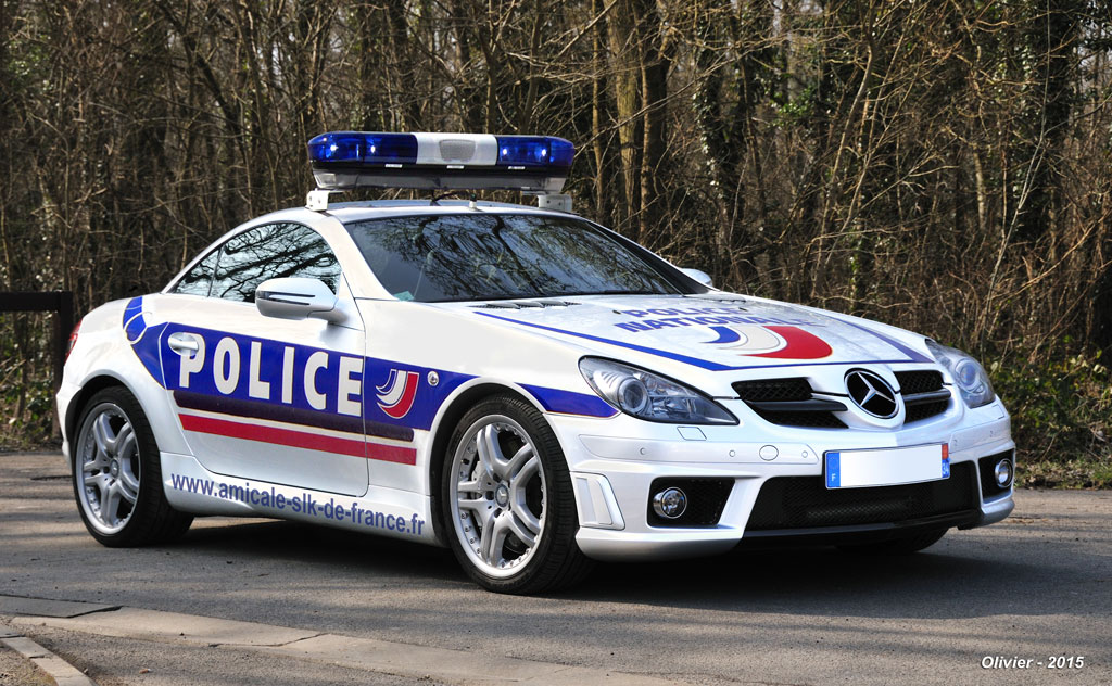 www forum afficher le sujet slk 55amg police. Black Bedroom Furniture Sets. Home Design Ideas